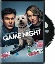 Game Night (DVD, New, Widescreen, Region 1, Jason Bateman)