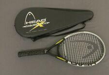 "HEAD Intelligence i.S6 Oversize Tennis Racquet w/4-1/4"" Grip & Case EXCELLENT"
