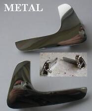 SEAT IBIZA / CORDOBA 99-02  RIGHT+LEFT  INTERIOR DOOR HANDLES-METAL*