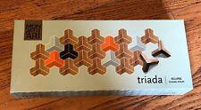 Triada Eclipse Monpetit Art Toy Puzzle Construction + Art+ Design Pre-owned!