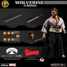 Mezco One:12 Collective Ronin Wolverine 2018 NYCC Exclusive *Brand New/Sealed*