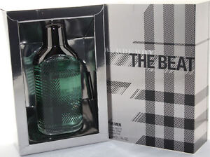 BURBERRY THE BEAT BY BURBERRY 1.7 EDT SPRAY FOR MEN NIB