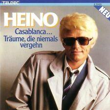 HEINO - CD - CASABLANCA...TRÄUME,DIE NIEMALS VERGEHN