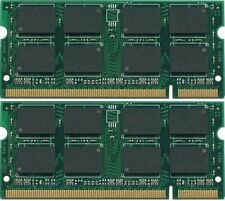 4GB 2X 2GB RAM MEMORY FOR DELL LATITUDE D620 Laptop