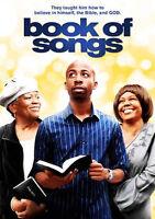 Book of Songs (DVD, 2010) Gospel Music