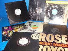 Vinilo Lote 8 discos DJ-para pinchar-Grandmaster y mas descatalogados UK