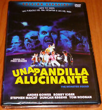 THE MONSTER SQUAD / UNA PANDILLA ALUCINANTE - English / Español DVD R2 Precintad