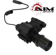 Remington 870 Tactical Conversion Kit  Trirail+180 Lu Flashlight+Red Laser Combo