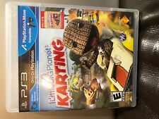 PS3 Games: JUST DANCE 2014 AND LITTLE BIG PLANET KARTING