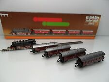 Märklin Mini-Club 81416 - Spur Z - DB - 5tlg. Nahverkehrszug - TOP in OVP -#1333