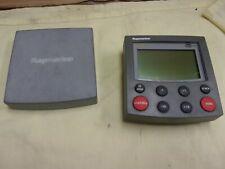 Raymarine st6001 autopilot control head display