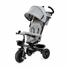 Kinderkraft AVEO Tricycle Pliable pour Enfants - Gris