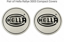 Pair of HELLA Rallye 3003 Compact Spot Lamp Light Covers