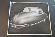 Vintage Photo Promo RARE 1948 Davis Divan 3 Wheel Car 892020