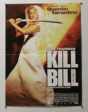 Kill Bill: Vol. 2 - Original French 2004 16 X 22 Movie Film Poster Uma Thurman-Z
