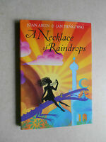 A Necklace of Raindrops by Joan Aiken (Hardback, 2009) - Illus. Jan Pienkowski