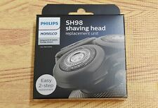 @NEW Philips Norelco SH98/72 Prestige Shaver S9000 Replacement Shaving Heads