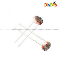 30Pcs Photo Light Sensitive Resistor Photoresistor Optoresistor 5mm GL5537  NEW