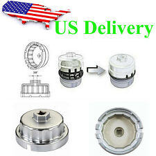 Oil Filter Housing Tool Remover Cap Wrench Fits Toyota Lexus 6 - 8 cyclinder