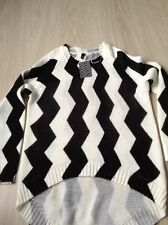 Crew Neck Petite Striped Jumpers & Cardigans for Women