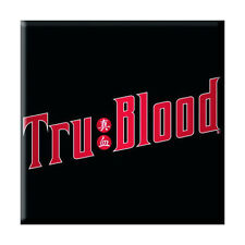 TRUE BLOOD DRINK LOGO FRIDGE MAGNET VAMPIRE ERIC BON TEMPS HORROR VAMPIRE SOOKIE