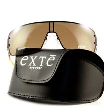 Exté EX 75703 Designer Sonnenbrille Bronze sportlich modern Unisex + Etui
