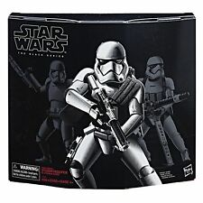 Star Wars The Black Series First Order Stormtrooper With Gear, Nuevo