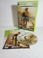 Call of Duty Modern Warfare 2 for Xbox 360 [Complete]