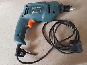 Black and decker 240V drill