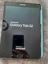 Samsung Galaxy Tab S2 8 Inch Tablet AMOLED Screen 32gb Storage WiFi Black