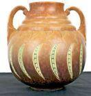 "Roseville Vase Falline Pea Pod 2 Handled 7"" Tall Vase  In Excellent Condition!"