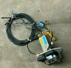 Mercruiser Dual Throttle Control Assy With Cables Pn 883711 A4 From Bravo 3