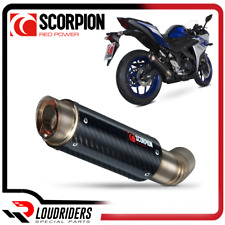 SCORPION RP-1 GP Exhaust Muffler for YAMAHA YZF R3 / R25 14/17