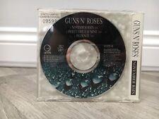 Guns N' Roses November Rain Uk Limited Edition Numbered CD Single GFSTD 18