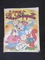 Libro Il Giornale Del Babbo Lipopette N 4 1976 Antico Vintage