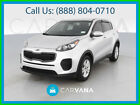 2019 KIA Sportage LX Sport Utility 4D Power Steering Daytime Running Lights Side Air Bags Air Conditioning F&R Head