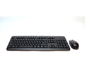 HP Elite 690500-113 Wireless Keyboard & Mouse Swiss QWERTZ Layout Black