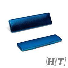 Cubierta azul VIN placa de cubierta para scooters