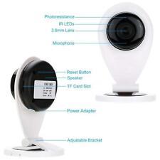 IP 720p Caméra HD wifi sécurité extérieure Surveillance nuit wifi Vision EU EH