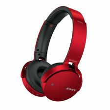 Sony Mdr-xb650bt Black Extra Bass Bluetooth Headphones MDRXB650BT