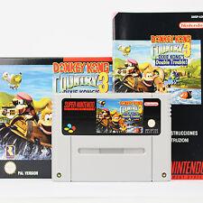 SNES -donkey Kong Country 3 super Nintendo Spiel