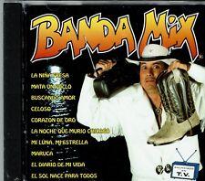 Banda Max  Banda Mix   BRAND  NEW SEALED  CD
