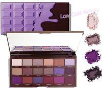I Heart Makeup Revolution Eyeshadow Palette Violet Chocolate