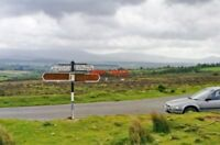 PHOTO  WATERFORD/ TIPPERARY 1993 EASTWARD VIEW AT BORDER OF COS TIPPERARY AND WA
