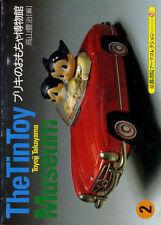 Tin Toy Museum photobook 2 Astro boy ATOM Cadillac robot Occupied Japan Masudaya