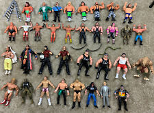 WWF LJN Hasbro Jakks Mattel Elite Huge Mixed Lot!! Hogan Piper Hardy's Warrior