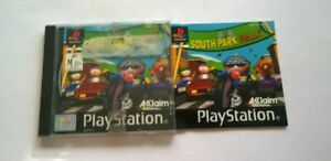 SONY PLAYSTATION 1  PS1  SOUTH PARK RALLY FREE POSTAGE