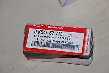Original kia 0k54a-677t0 0k54a677t0 control remoto por ondas de radio carnival GQ 1999-2005