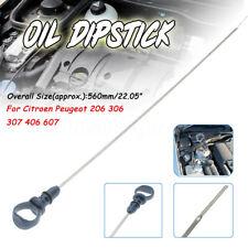 Diesel Engine Oil Dipstick 117461 For Peugeot 206 306 307 406 Citroen 2.0 HDi +
