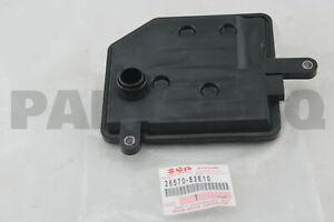2657083E10 Genuine Suzuki STRAINER ASSY, OIL 26570-83E10